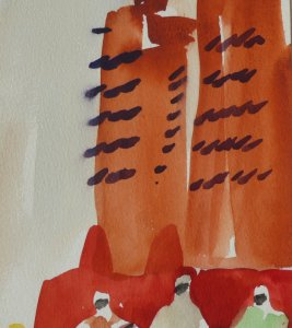 Peintre vagabond